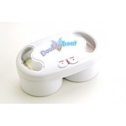 Total Chef Double Treat Ice Cream Maker FT02G
