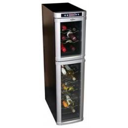 Koolatron WC18 18-Bottle Dual Zone Wine Cellar