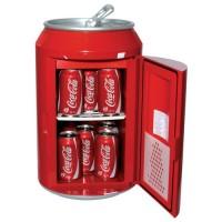 Koolatron Coca-Cola Can Portable Fridge
