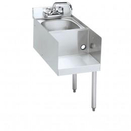 Krowne 18-18BD 1800 Series Blender/Dump Sink