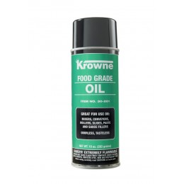 Krowne 30-201 - 10oz Food Grade Oil