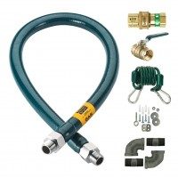 Krowne C7548K Gas Connector Complete Kit For Canada