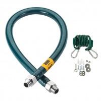 Krowne M10036C Gas Connector & Restraining Kit