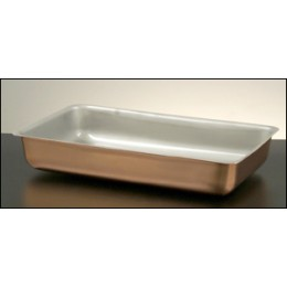 Legion 1G12E Oblong Water Pan 3 Gallon Copper