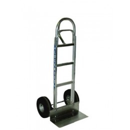 Lockwood 3000ANM Loop Handle Aluminum Hand Truck, 14