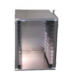Lockwood CA27-RR12 Countertop Half Size Retarder Cabinet, 24 Pan Capacity