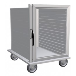 Lockwood CA31-ES16-CD-R Display Cabinet, 16 Pan Capacity