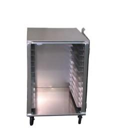 Lockwood CA33-RR12 Half Size Retarder Cabinet, Casters 24 Pan Capacity