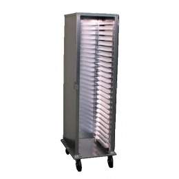 Lockwood CA60-RR25-C Retarder Cabinet, Casters, 25 1/2-Size Pan Capacity