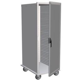 Lockwood CA61-ESIN-36CD-R Transport Cabinet, Clear Door 36 Pan Capacity
