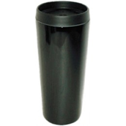 Stainless Steel Insulated Travel Mug 14 oz Black