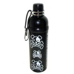 Pet Water Bottle Stainless Steel 24 oz Black