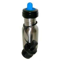 Kids Stainless Steel Water Bottle 12 oz Blue