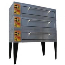Marsal EDO 2136 Triple Electric Deck Oven, 21