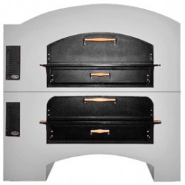 Marsal MB 60 Stacked Brick Lined Double Oven, 36