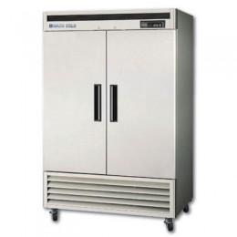 Maxx Cold MCF-49FD 2 Solid Door Reach-In Freezer 49 Cu Ft