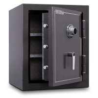 Mesa MBF2620C Burglary and Fire Safe with Combination Lock, 4.0 cu ft