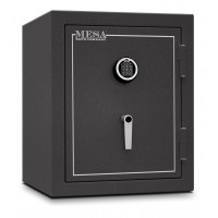 Mesa MBF2620E Burglary and Fire Safe with Electronic Lock, 4.0 cu ft