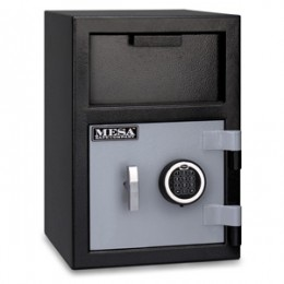 Mesa MFL2014E Depository Safe with Electronic Lock, .9 cu ft