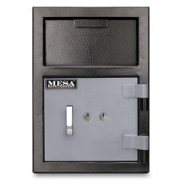 Mesa MFL2014K Depository Safe with Dual Key Lock .8 cu ft