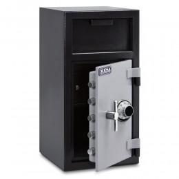 Mesa MFL2714C-ILK Depository Safe with Combination Lock, 1.3 cu ft