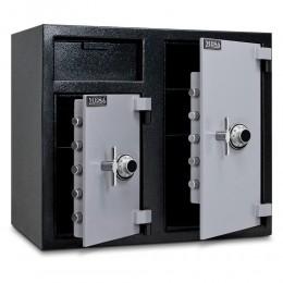 Mesa MFL2731CC Depository Safe with Combination Locks, 6.7 cu ft
