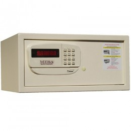 Mesa MHRC916E Business/Residential Electronic Hotel Safe 1.2 cu ft