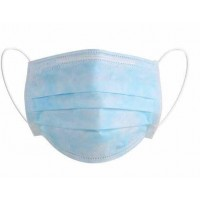 Three Ply Disposable Mask, Box of 2000