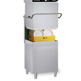 Jet-Tech Systems 757E High-Temp Electronic Door Type Dishwasher