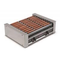 Nemco 8027-220 Chrome 27 Hot Dog Roller Grill 220V