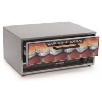 Nemco 8075-BW-220 Moist Heat Bun/Food Warmer Fits 8075 Grill 220V