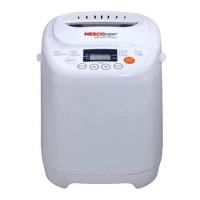 Nesco BDM-110 White Automatic Bread Maker, 580 Watt, 12 Program
