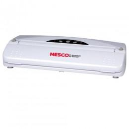 Nesco VS-01 White Vacuum Food Sealer, 110 Watt