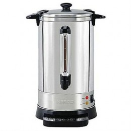 Nesco CU-50 Stainless Steel Double Wall Coffee Urn, 50 Cups