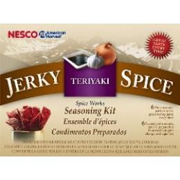 Nesco Jerky Spice Works-6 pack, Teriyaki Flavor