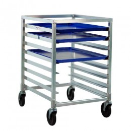New Age 1314 Under-Counter Height Pan Rack 3