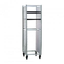 New Age 1330 Full Height Pan Rack, 2in Space, 30 Pan Capacity