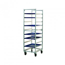 New Age 1334 Full Height Pan Rack, 6