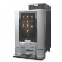 VKI Eccellenza Monentum Touch Screen 3 Bean - 3 Powders Coffee System