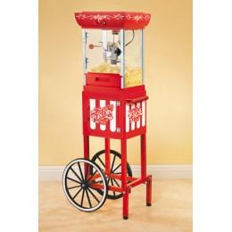 Nostalgia CCP399 Vintage Old Fashioned Popper w/ Cart 2.5 oz