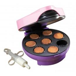 Nostalgia Electrics - Cream-Filled Mini Cupcake Maker