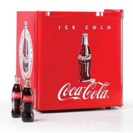 Nostalgia Electrics Coca-Cola Series 1.7 Cubic Foot Mini Fridge