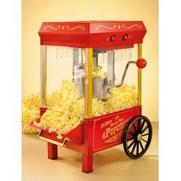 Nostalgia KPM508 Old Fashioned Kettle Popcorn Maker Red