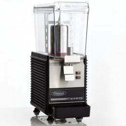 Omega OSD10 One 3 Gallon Bowls Beverage Dispenser Black 110V