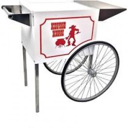 Paragon Kettle Corn Popcorn Machine w/ Cart 6 oz