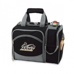 Army, US Military Academy Blk Knights Malibu Insulated Picnic Tote