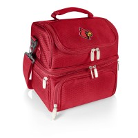 University of Louisville Cardinals Pranzo Personal Cooler - Red
