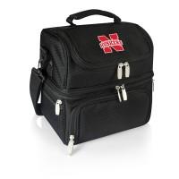 University of Nebraska Cornhuskers Pranzo Personal Cooler - Black