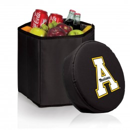 Appalachian State Mountaineers Bongo Cooler Tote & Seat - Black