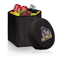 James Madison University Dukes Bongo Cooler Bongo Cooler Tote & Seat - Black